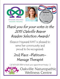 2015 Readers Selection flyer