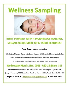 wellness sampling mar 23 2016